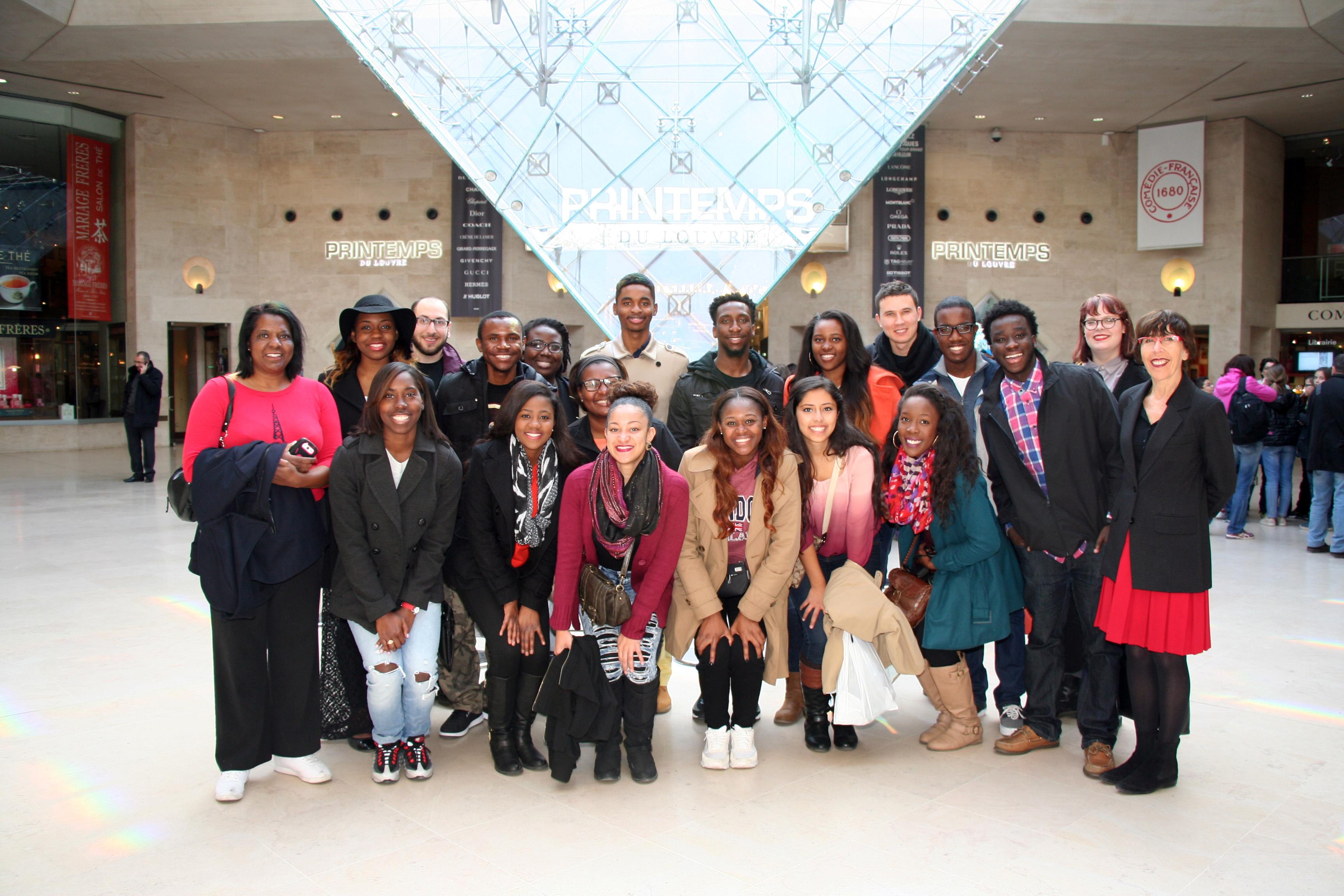 African Diaspora Cultural Impact – Paris (ADCI Paris)
