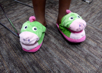 Child's slippers