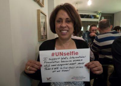 Annita Menogan UNselfie 2017_Women's Empowerment